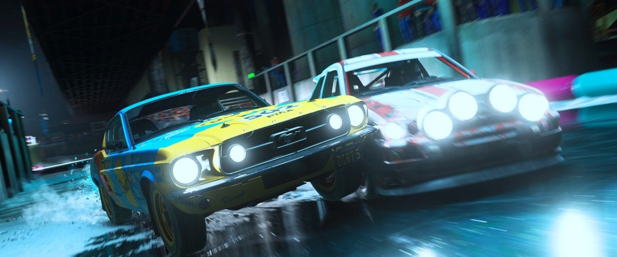 DIRT 5 Has a Story Mode with Uncharted Voice Actors