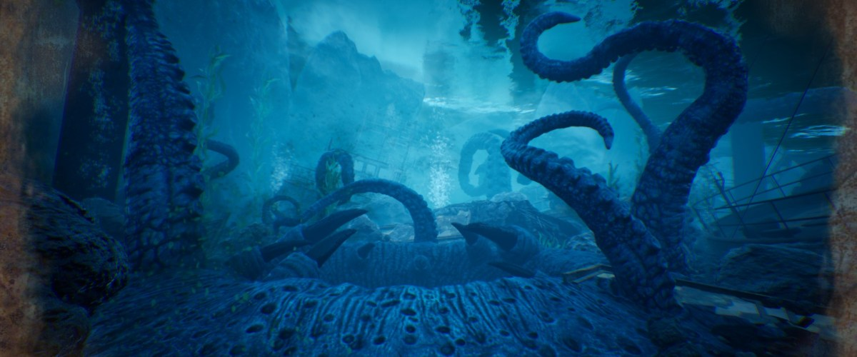 The Shore review -- Between unearthly puzzles and old gods