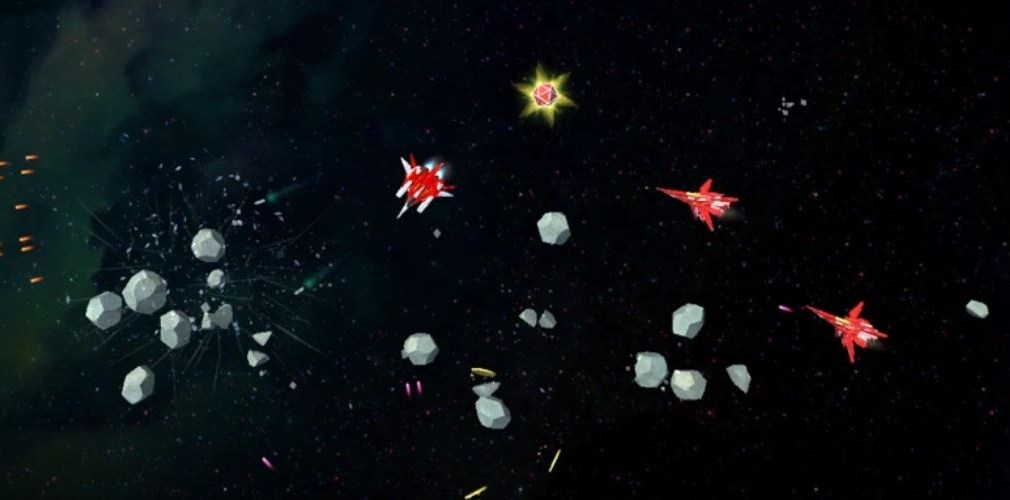 Alternoidz: Three things to know about the arcade space shooter   Articles