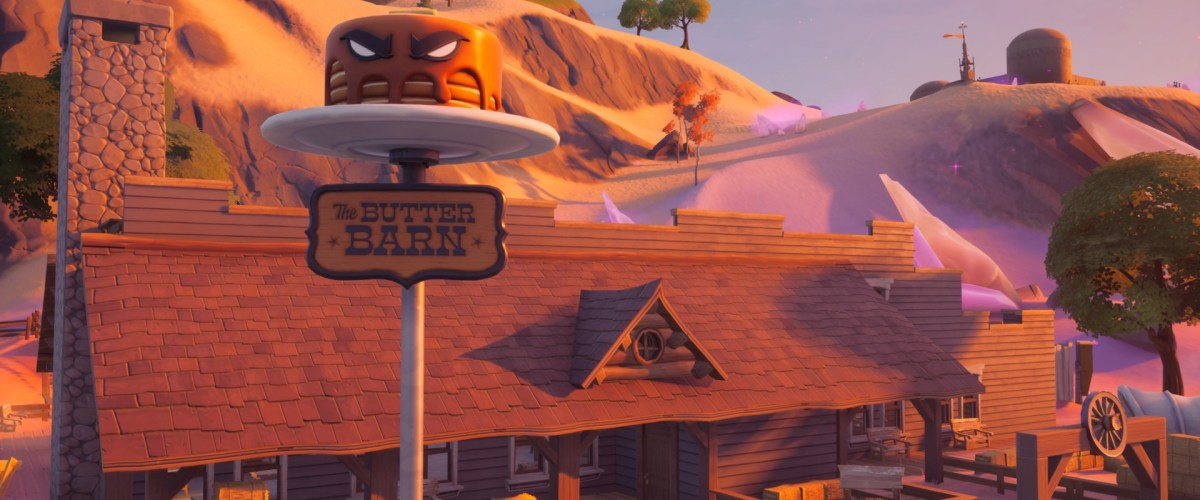 Where to find restaurants for the Fortnite Season 5, Week 14 challenge