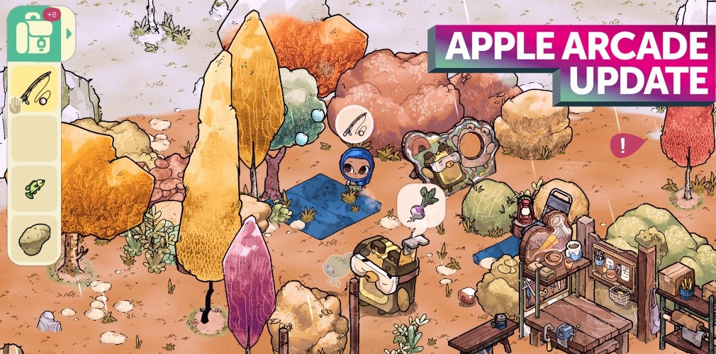 Apple Arcade weekly update: Cozy Grove, Butter Royale, Patterned, Slash Quest and Dear Reader   Articles