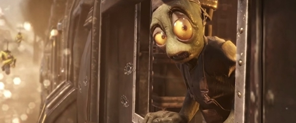 Oddworld: Soulstorm review - untypically scrappy in places, but typically heartfelt • Eurogamer.net