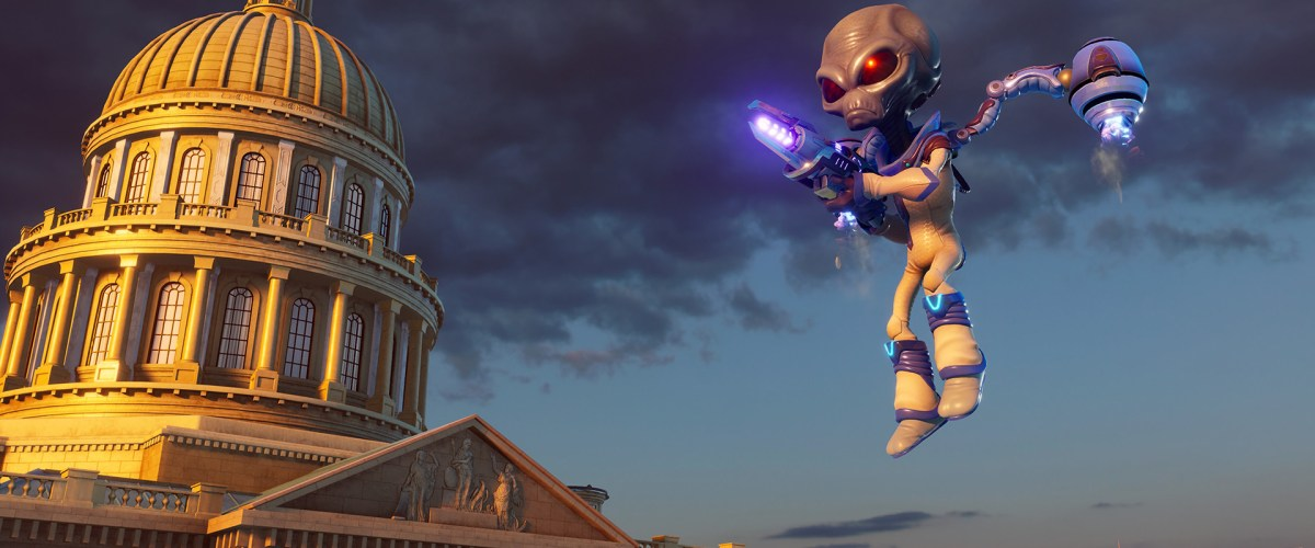 Xbox Game Pass for PC April update will add Destroy All Humans