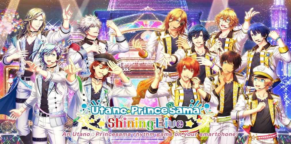 Utano Princesama Shining Live to begin its Spring Campaign with new events and rewards | Articles