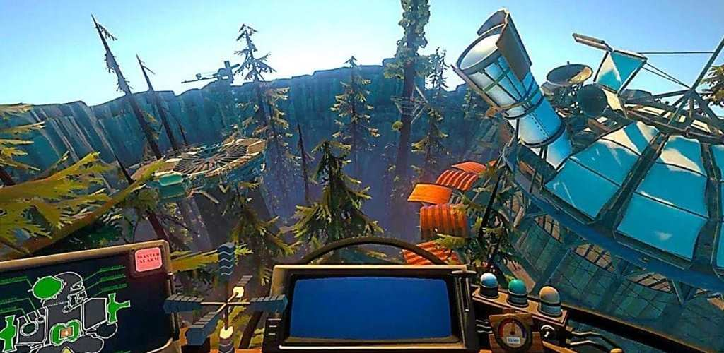 Outer Wilds DLC likely, referenced by publisher with eyes