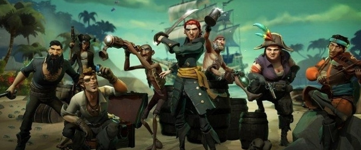 Sea of Thieves teases new additions ahead of Season 2's launch next week • Eurogamer.net