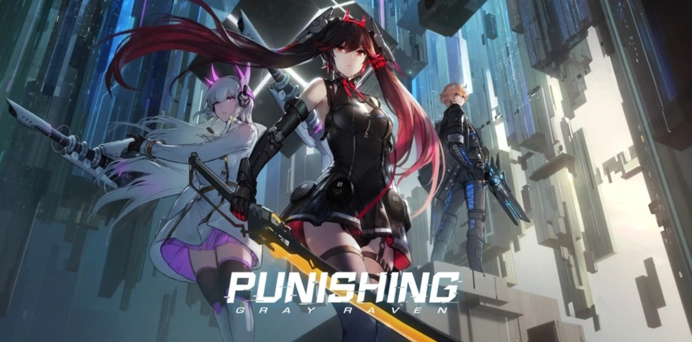 Punishing: Grey Raven is a visually impressive action RPG that's heading for iOS and Android this summer   Articles