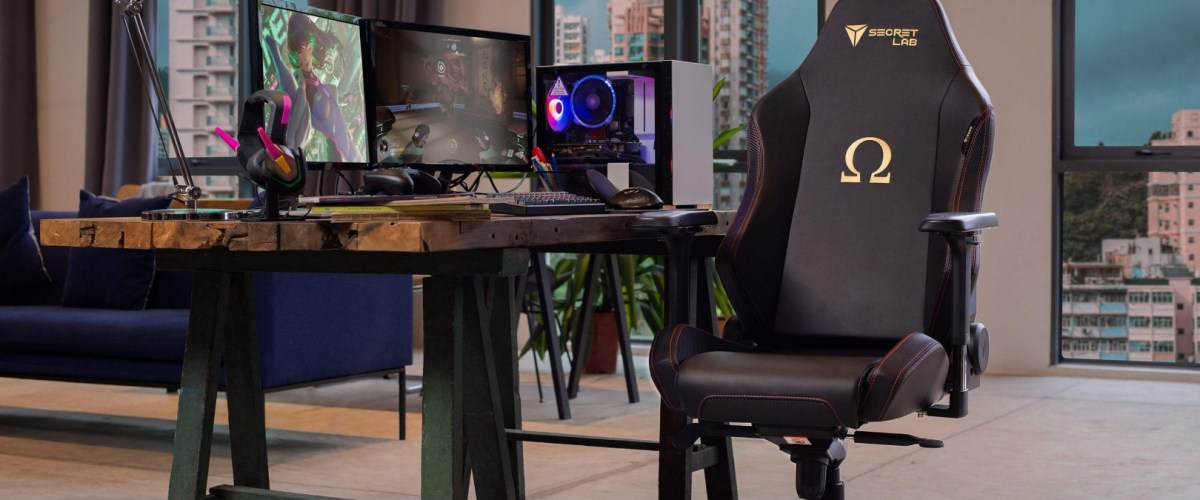Secretlab Omega review - The all day gaming chair