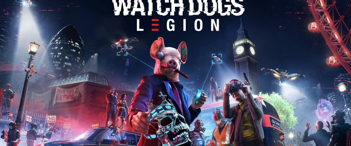 Watch Dogs: Legion New DLC and Title Update 4.0 Now Available