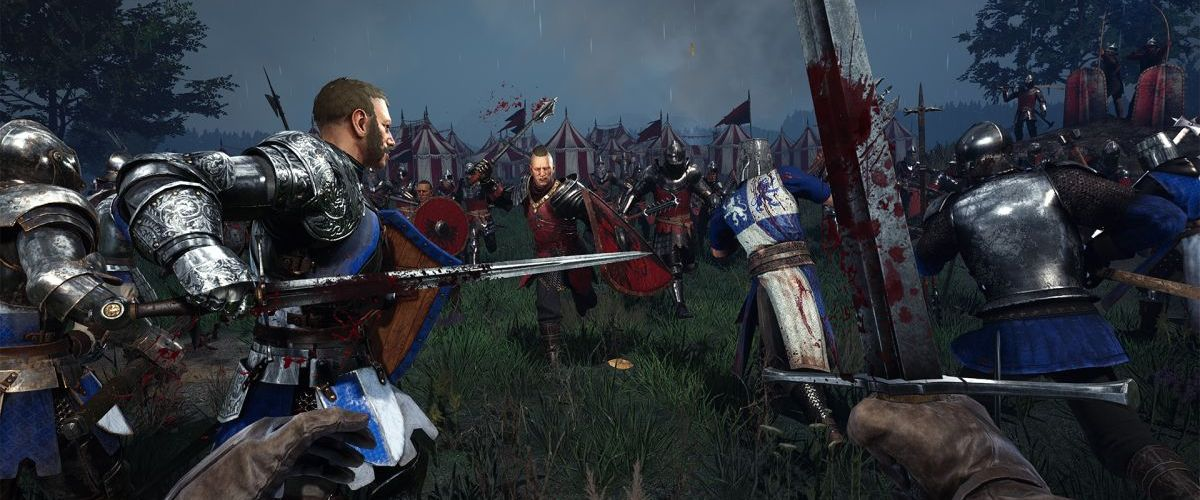 Chivalry 2 makes me feel unstoppable