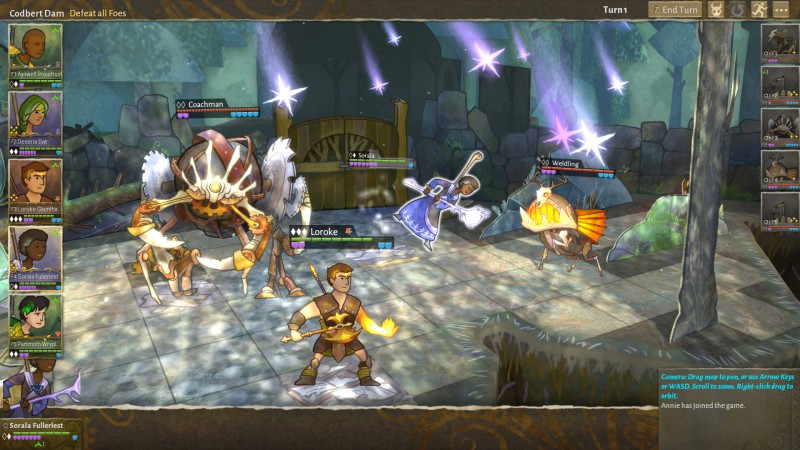 Wildermyth Review – Tales And Tactics
