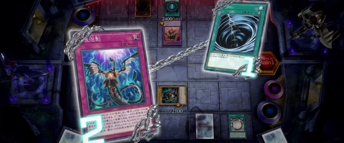 Yu-Gi-Oh! Master Duel announced today for Steam by Konami
