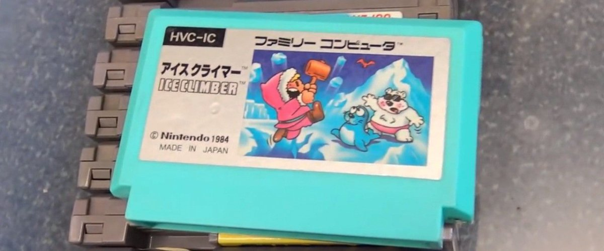 Video: Retro Gaming Prices Are Much More Reasonable In Japan