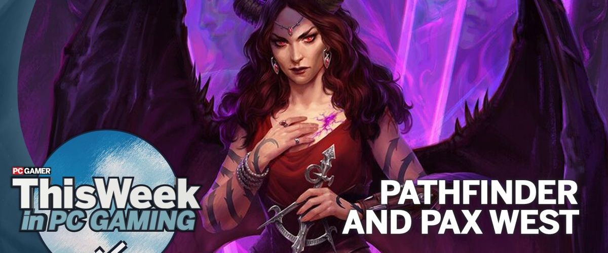 This week in PC Gaming: Pathfinder: Wrath of the Righteous, Lake, and Pax West
