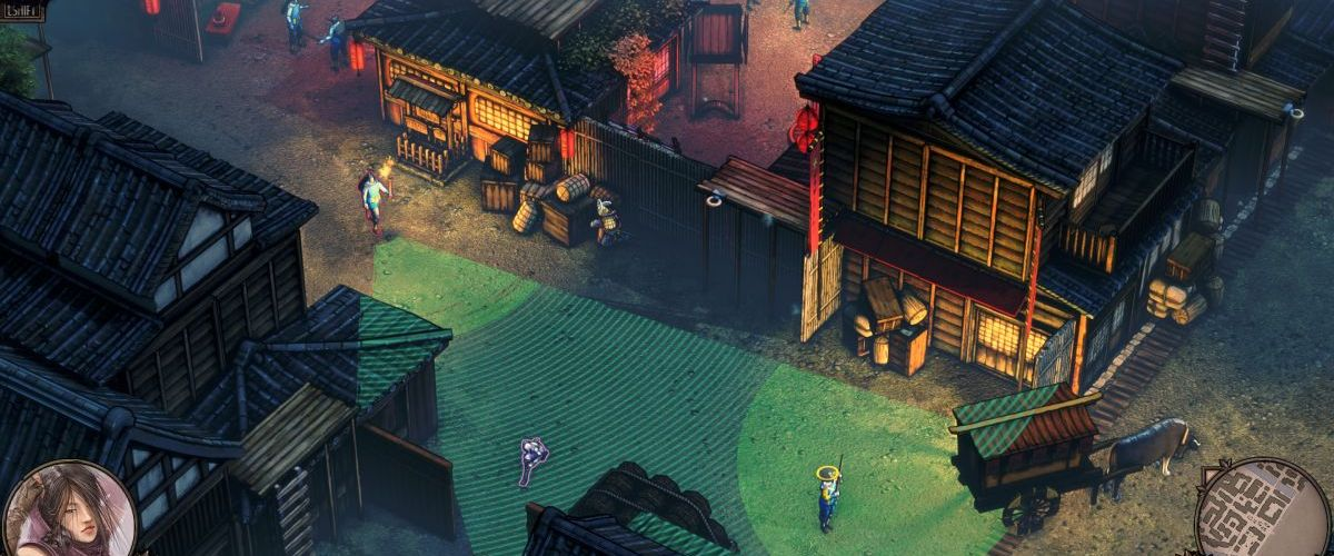 Shadow Tactics standalone Aiko's Choice will be out in December