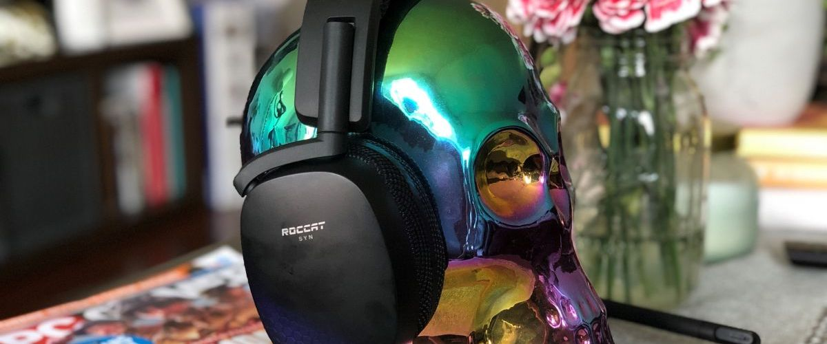 Roccat Syn Pro Air wireless headset