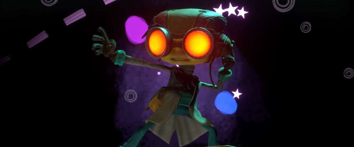 """The Leaderboard Shares """"107 Facts"""" About Psychonauts"""