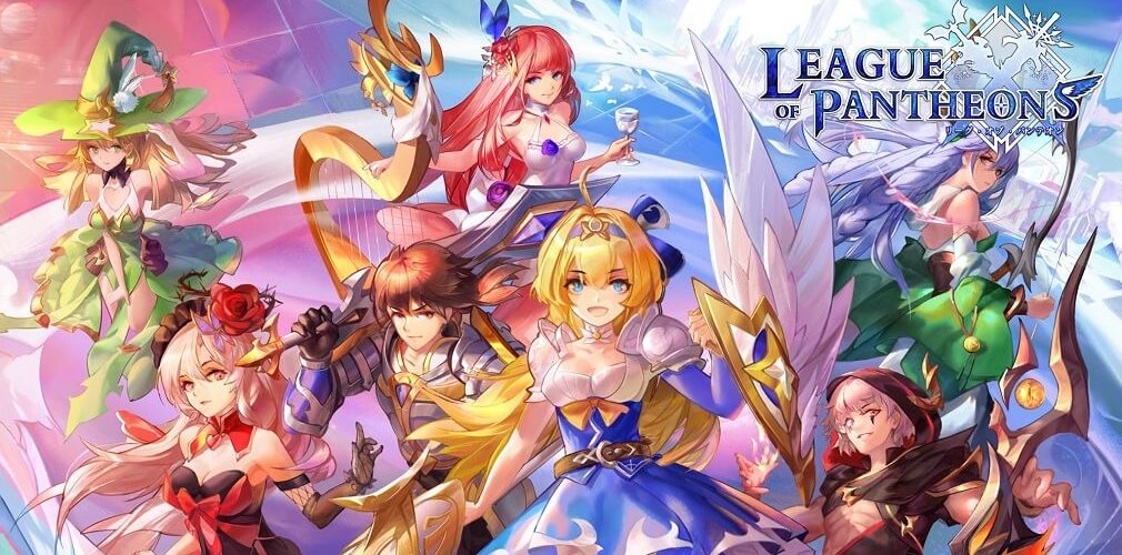 Neocraft's League of Pantheons is now in closed beta for a limited-time | Articles