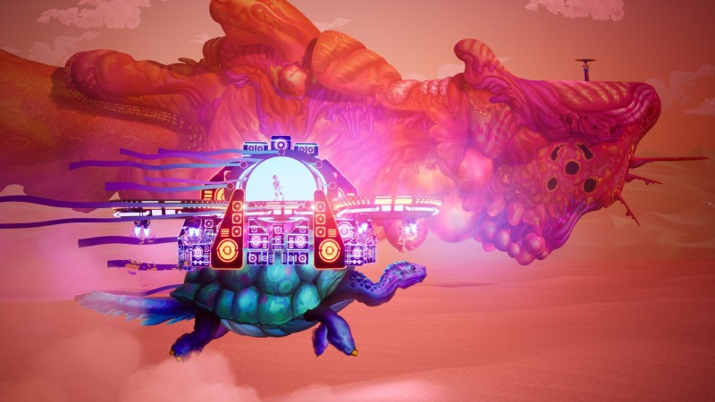 The Artful Escape Review – A Rocking Space Oddity