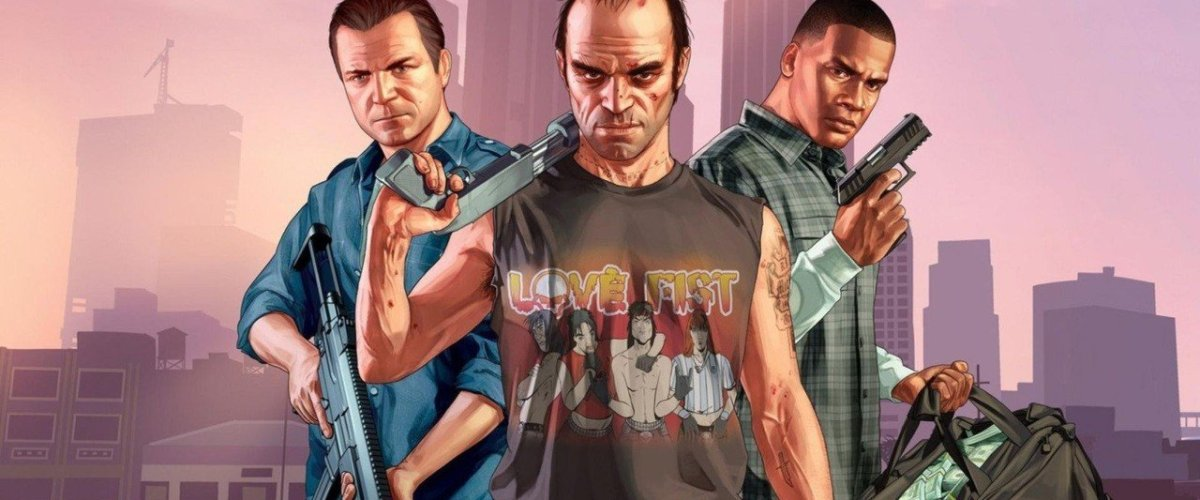 GTA 5 Is One of the Most Disliked PS5 Trailers Ever