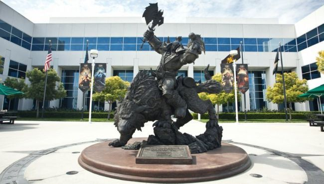 Blizzard Entertainment chief legal officer resigns