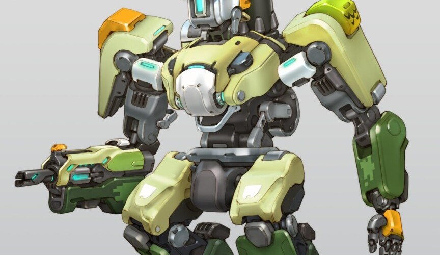 Bastion and Sombra receiving major reworks for Overwatch 2