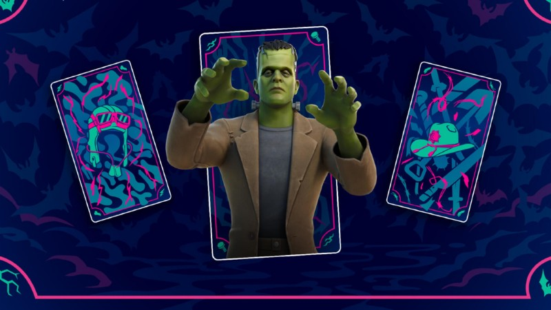 Universal's Classic Monsters Are Coming To Fortnite, Starting With Frankenstein's Monster