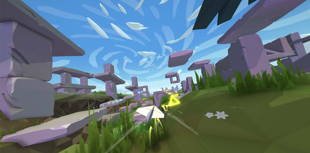 Lifeslide launches to the skies with new levels, a racing mode, and QOL upgrades in its latest update | Articles