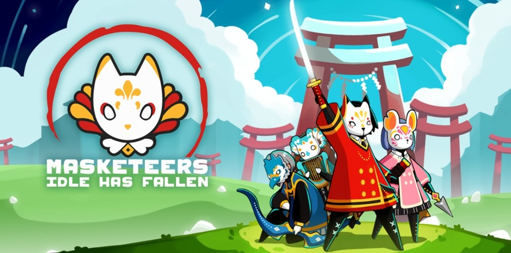 Masketeers: Idle Has Fallen is celebrating its first anniversary with events and new Costumes | Articles