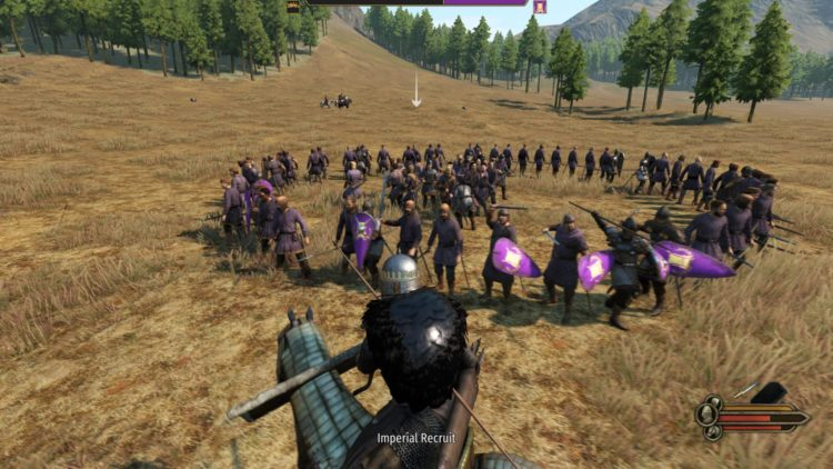 Mount & Blade Ii Bannerlord Mount And Blade Ii Bannerlord Battlefield Tactics, Sieges, Armies, Unit Formations, Engineering Skill Enemy Circle Formation
