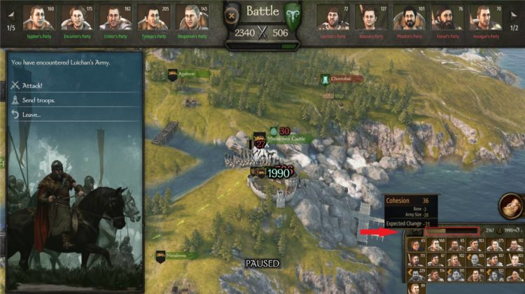 Mount & Blade II Bannerlord Mount And Blade II Bannerlord Battle Tactics and tips armies formations groupings cohesion