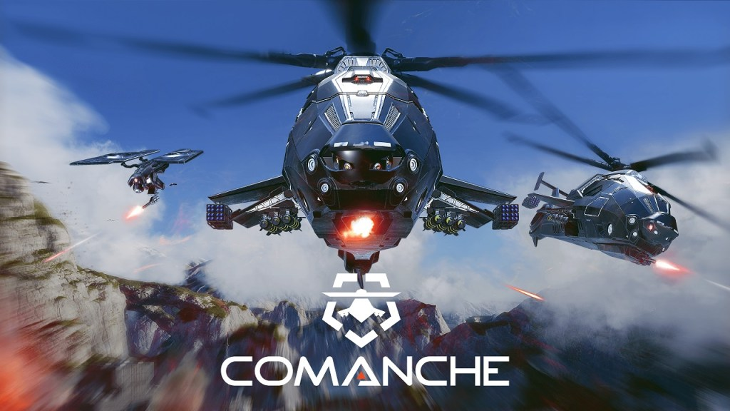 Giveaway: Take a Steam Early Access key for Comanche