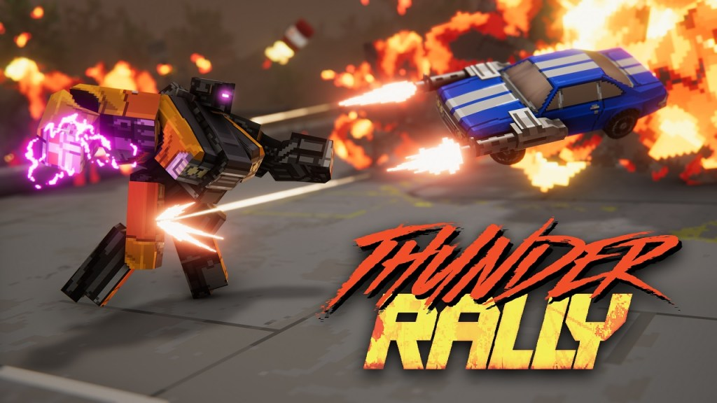 Contest: Enter for your chance to win Thunder Rally