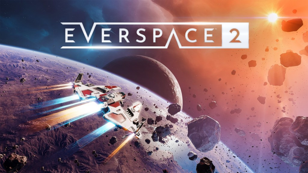 Contest: Win an early prototype for Everspace 2