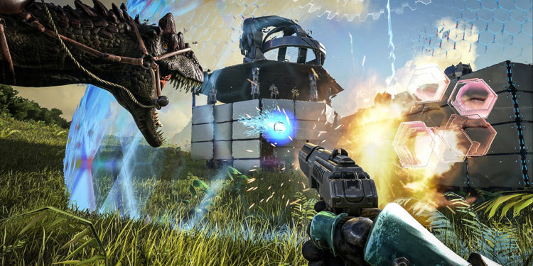 Pc Xbox Crossplay Games Ark Survival Evolved