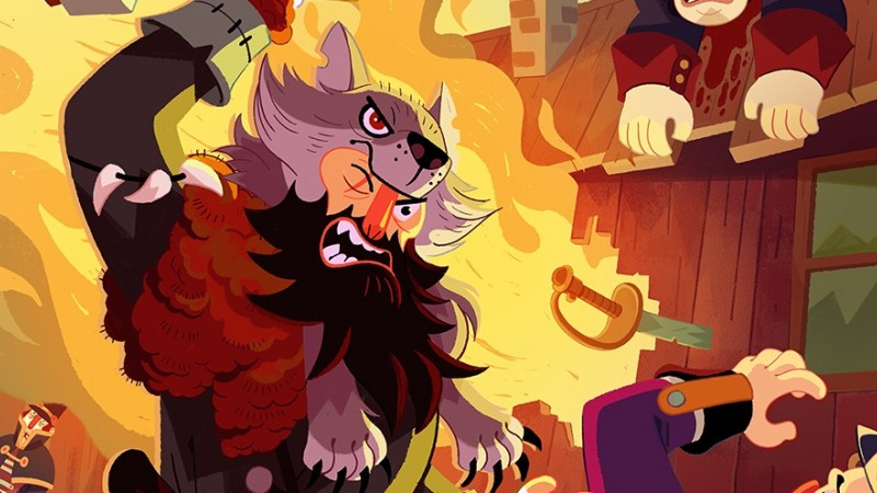 Bloodroots Review – A Symphony Of Combos And Casualties