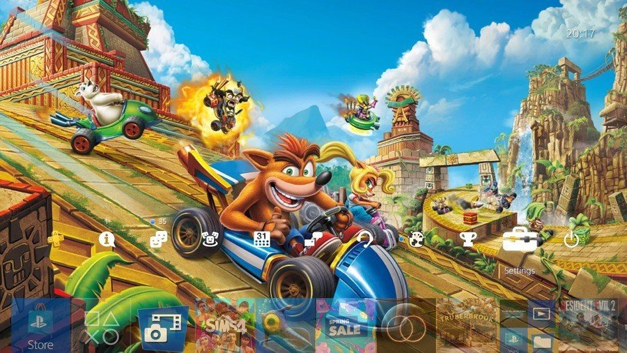 Crash Team Racing Nitro Fueled The Race Is On Theme
