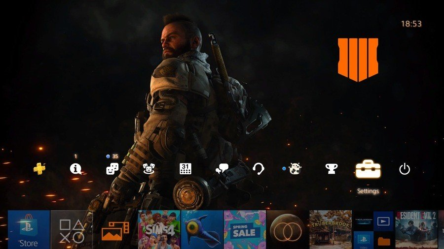 Call Of Duty Black Ops 4 Launch Theme