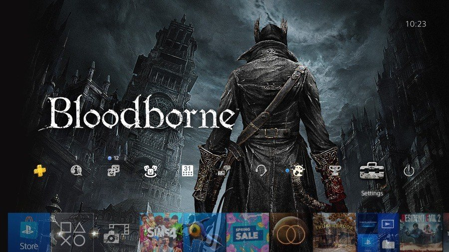 Bloodborne City Of Yharnam Theme