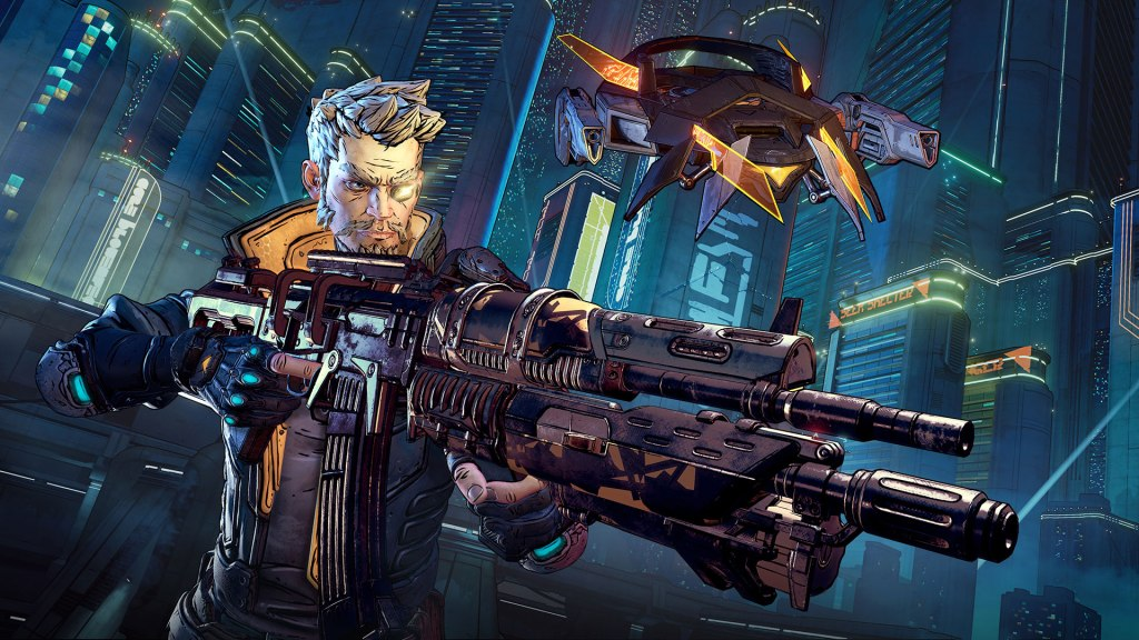 Borderlands 3 is getting a new and improved Mayhem Mode