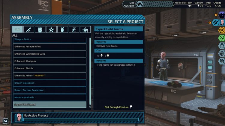 Xcom Chimera Squad Research Spec Ops Training Guide 1