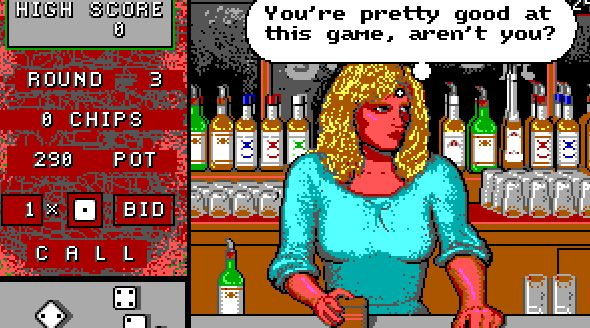 Crapshoot: If you can't go to a bar in real life, Bar Games is not a good replacement