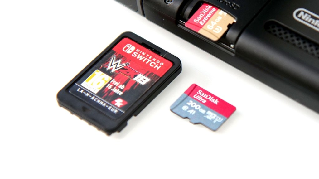 Grab a discounted 256GB SanDisk Micro SD card for £29 on Amazon • Eurogamer.net