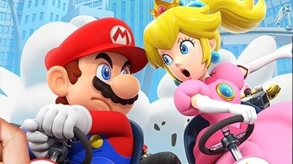 Mario Kart Tour's multiplayer mode launches Monday in the UK • Eurogamer.net
