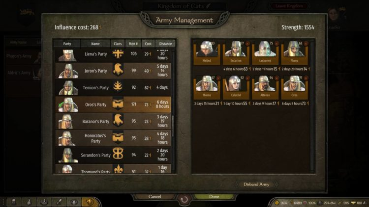 Mount & Blade II Bannerlord Mount And Blade II Bannerlord Battle Tactics and tips armies formations groupings form army