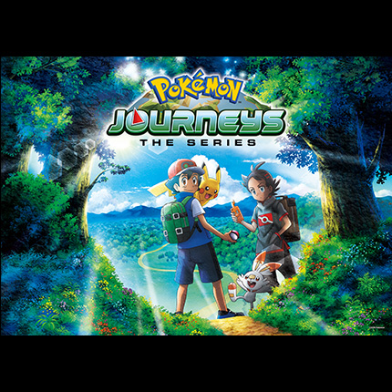 Pokémon Journeys: The Series Coming June 12, 2020, to Netflix