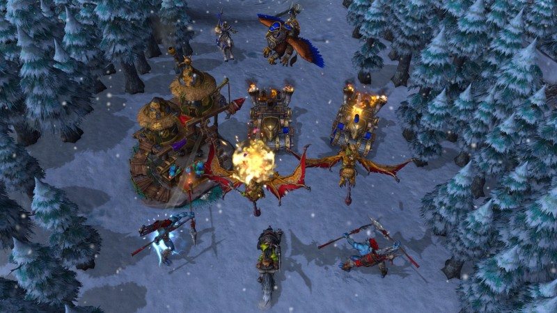 Warcraft III: Reforged Review - An Incredible Game, A Disappointing Remaster