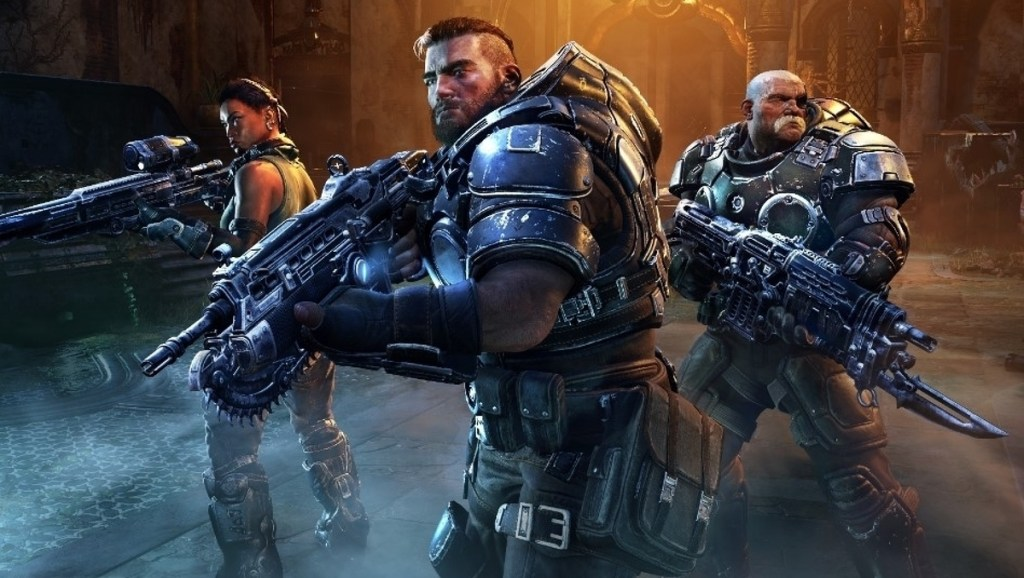 Gears Tactics review - brains and brawn join forces as the fight against the Locust goes turn-based • Eurogamer.net