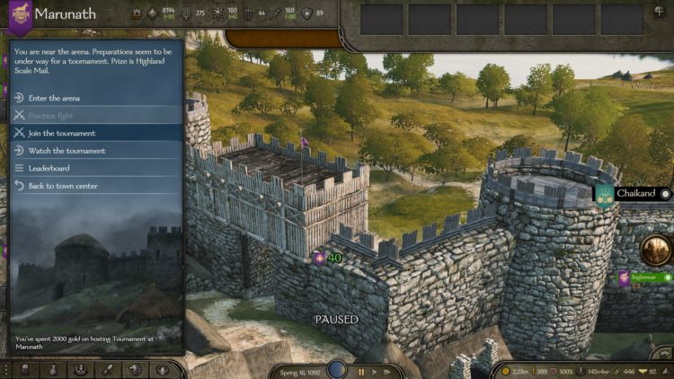 Top 5 Bannerlord Mods Contextual Tournaments