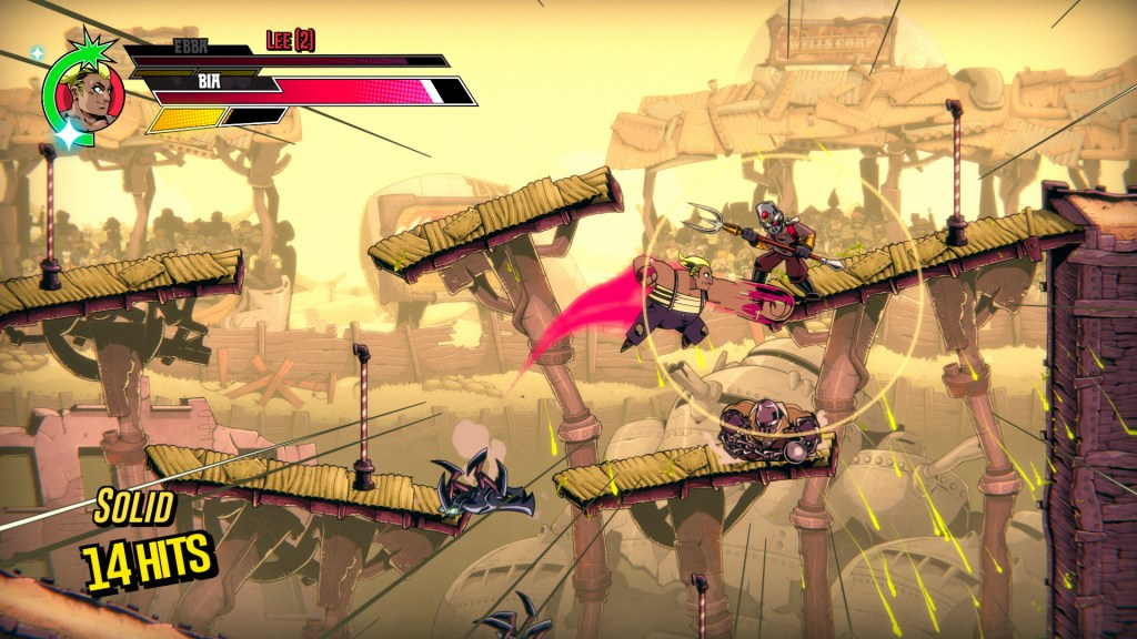 Contest: Win a Steam copy of Speed Brawl